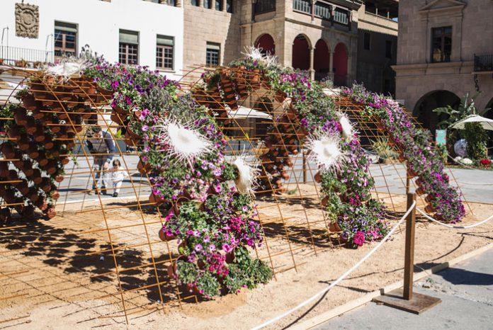 Festival de Flores y Jardines de Barcelona