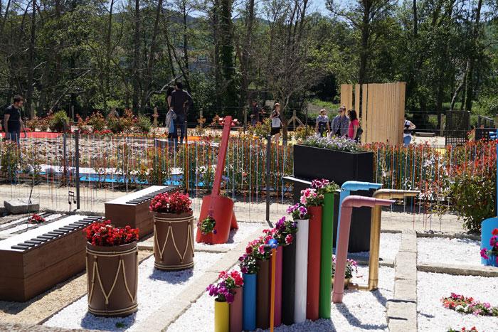 Festival Internacional de Jardines de Allariz 2016