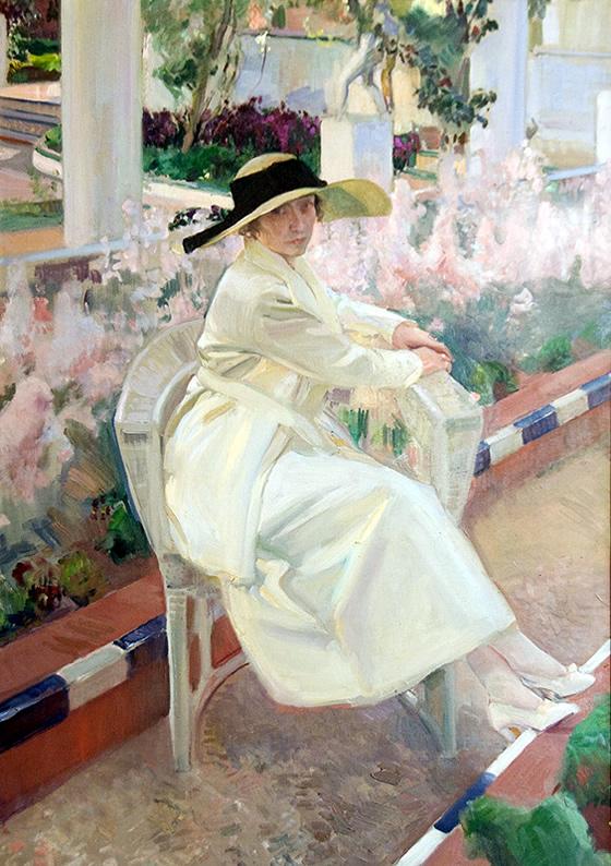 Clotilde-en-el-jardin---Sorolla-1919-20