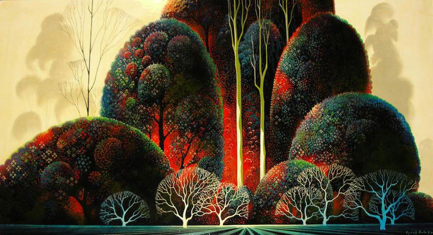 obra de Eyvind Earle
