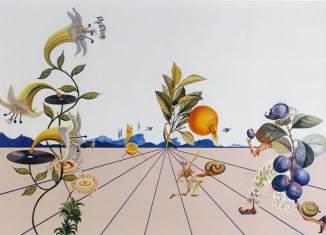 Salvador Dalí, Flordali I - 1981