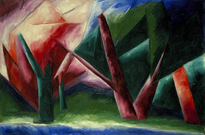 Goncharova TheForest