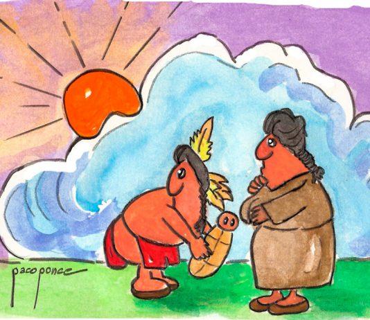 Indigenas del mundo