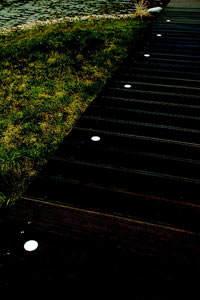 Iluminación LED sumergible para estanques, jardines y terrazas LunAqua LED Terra