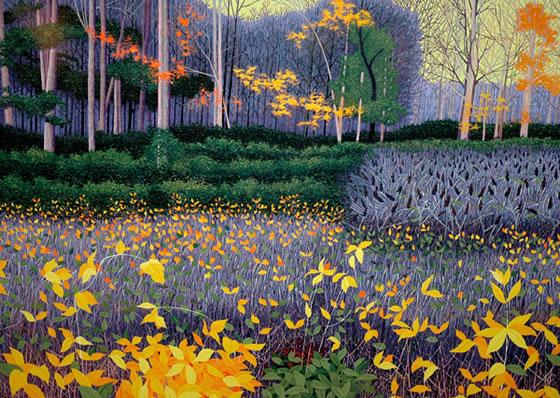 Autumn Marsh de Mortensen