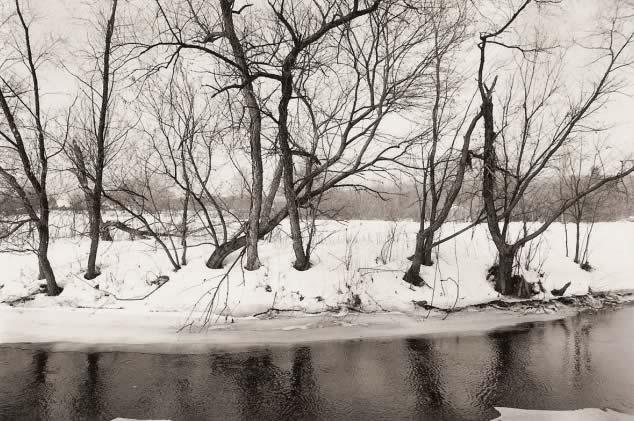 Tom Zetterstrom, Konkapot River