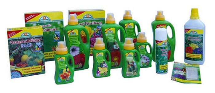 abonos y fertilizantes