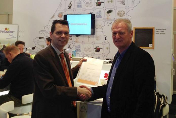 Acuerdo AgriDesk España y HollandDoor