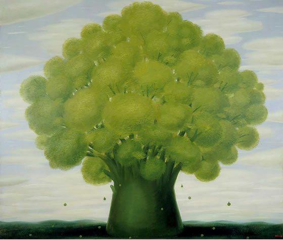El árbol de Fernando Botero