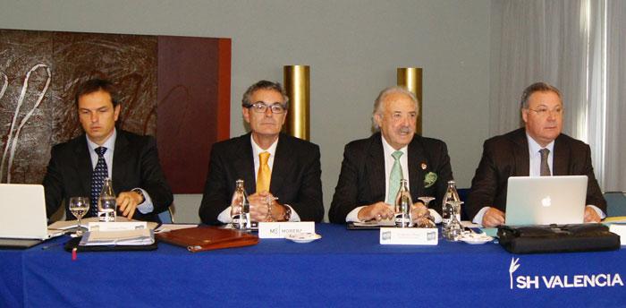Asamblea de AEFA en Valencia