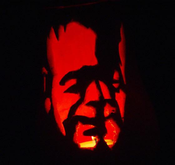 Calabazas para halloween con dise o - Disenos de calabazas de halloween ...