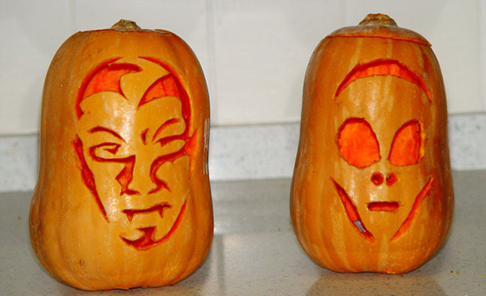 Calabazas de halloween - Calabazas halloween originales para ninos ...