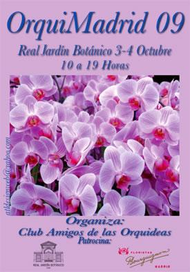 OrquiMadrid 09: Exposición de orquídeas en Madrid