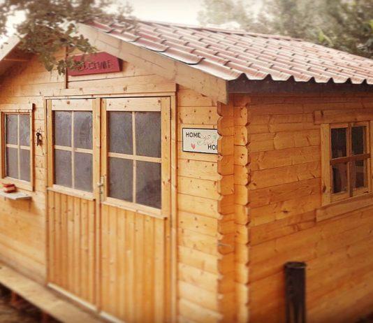 Casetas de jardín de madera