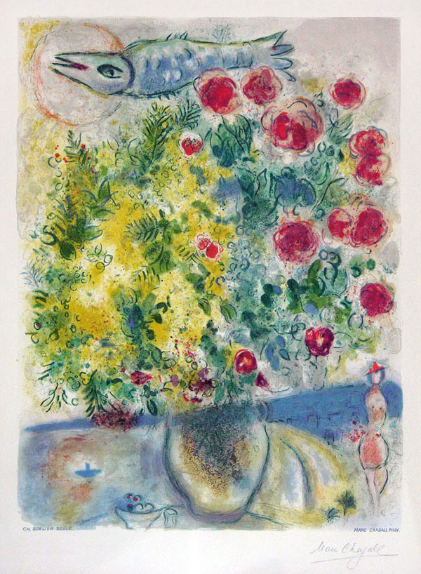 2-marc-chagall-woman_and_the_roses-1929