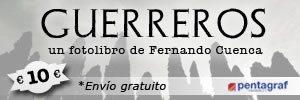 Comprar el fotolibro Guerreros en Pentagraf