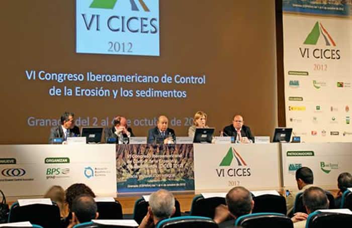 Congreso iberoamericano para el Control d la Erosion-5