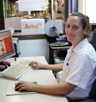 Cristina Mahlfeld