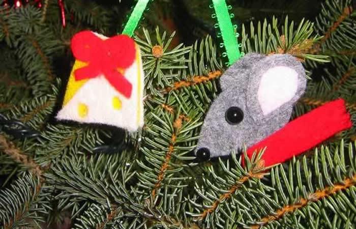 cuidados abetos de Navidad