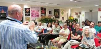 Curso sobre el cultivo de orquídeas