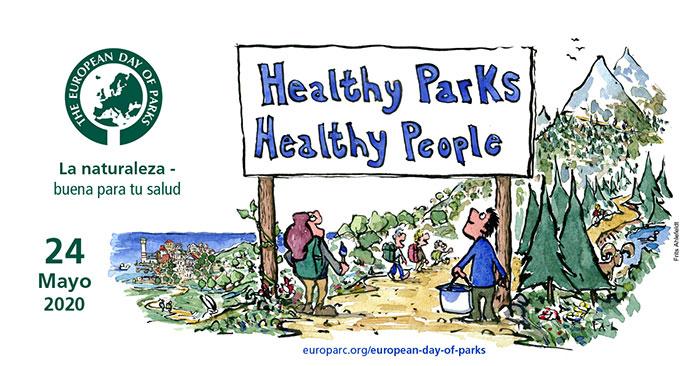 Día Europeo de los Parques 2020: La Naturaleza, buena para tu salud