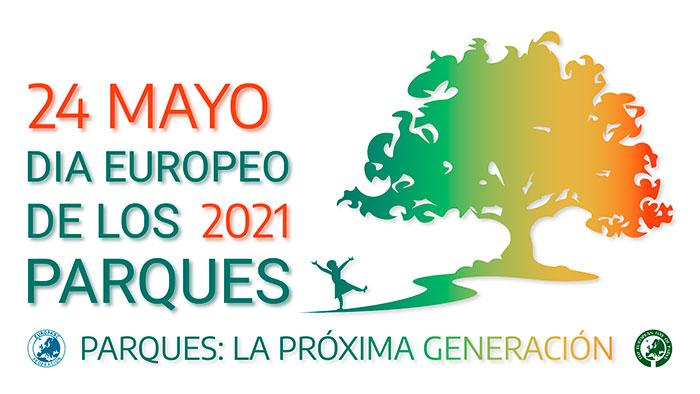 Día Europeo de los Parques 2021