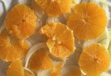 Ensalada de naranja y cebolla