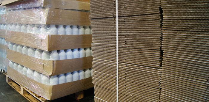 Producción y logística en Agronutrientes
