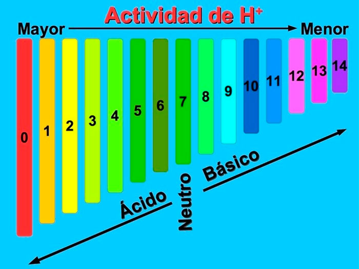 Escala de pH