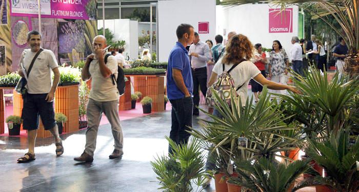 Feria de flores y plantas