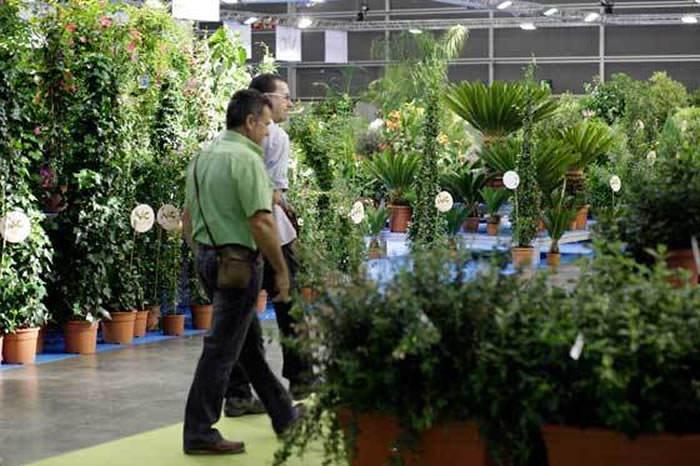 feria de plantas iberflora