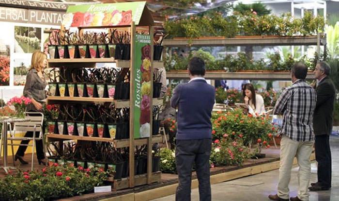 ferias de flores y plantas