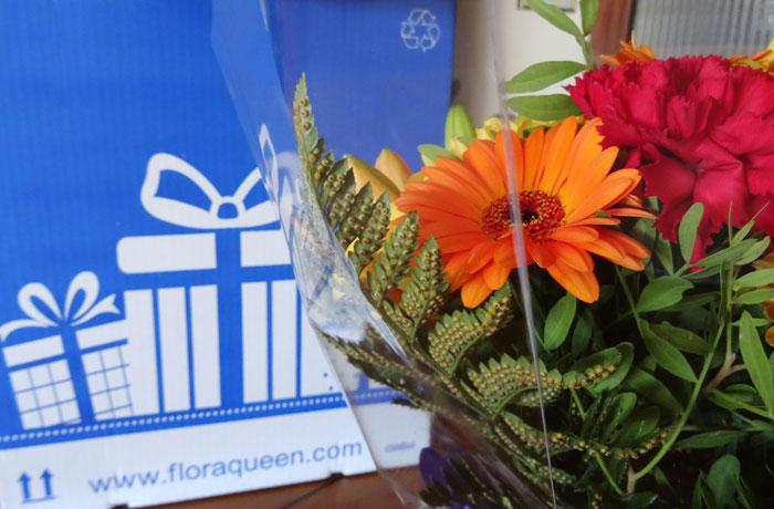 Floristería on line