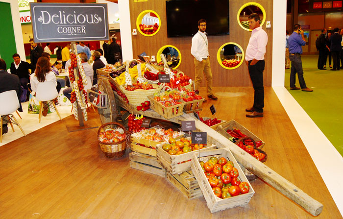 Frutas y hortalizas en Fruit Attraction