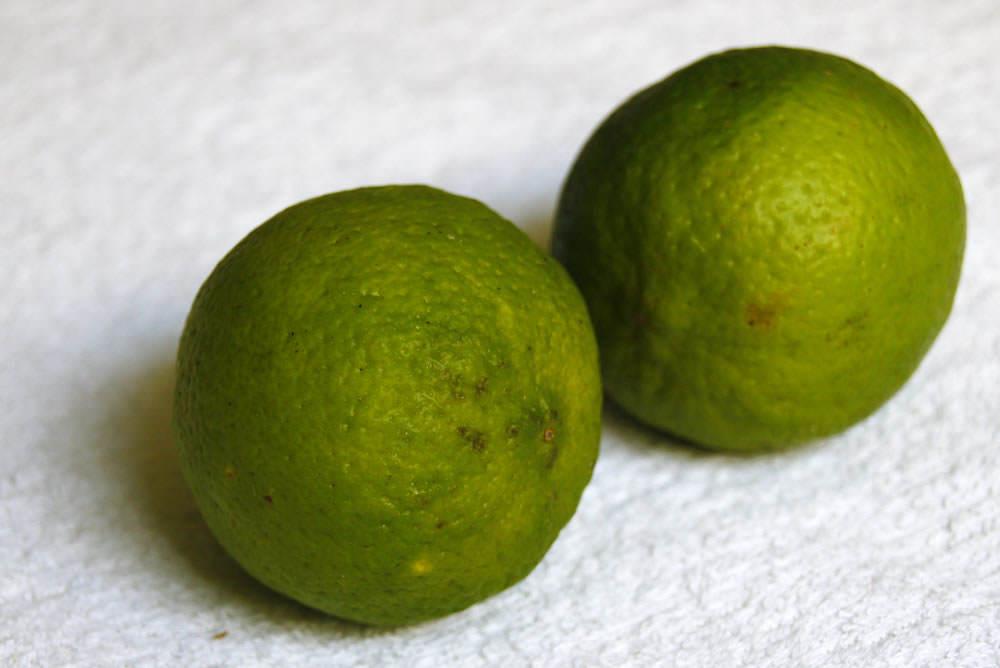 Frutos de lima