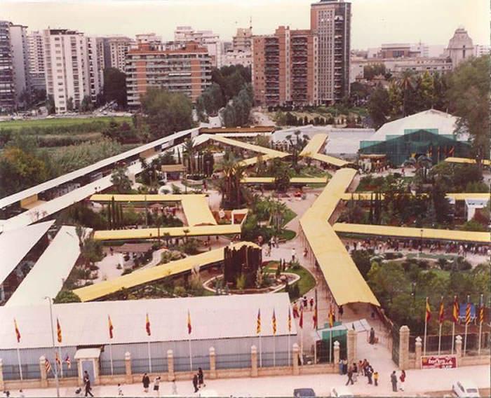 iberflora en 1972