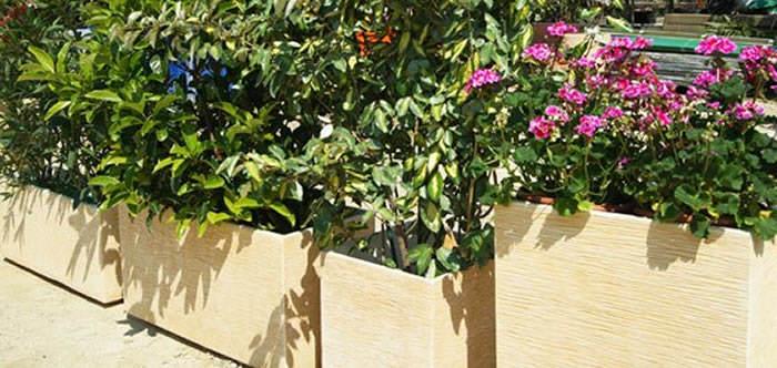 jardineras para terraza