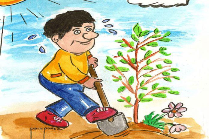 Jardinería infantil