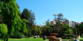 Jardines urbanos
