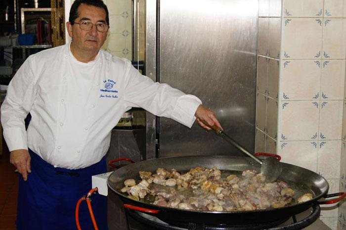 Juan Carlos Galbis Olivares