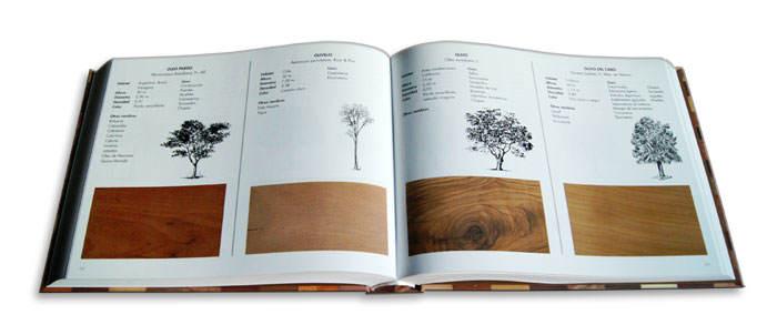 Libro Mil maderas, de Manuel Soler Burillo