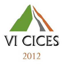 Logotipo CICES 2012