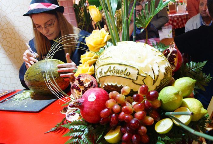 Frutas y hortalizas en Fruit Attraction