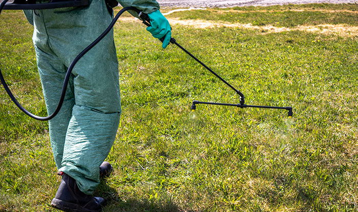 Mochila pulverizadora eléctrica para aplicar insecticidas