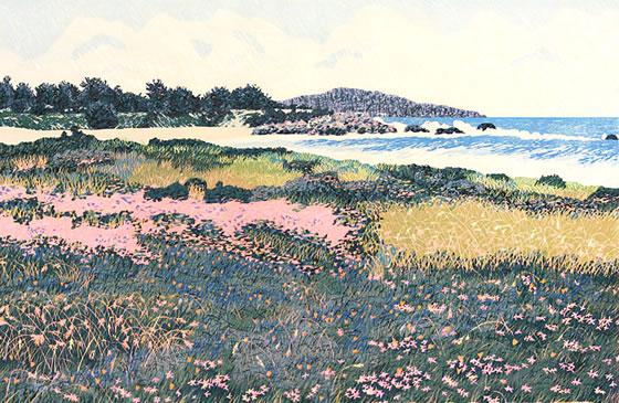 Wild flowers de Gordon Mortensen