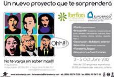 Nuevo lema para Iberflora 2012