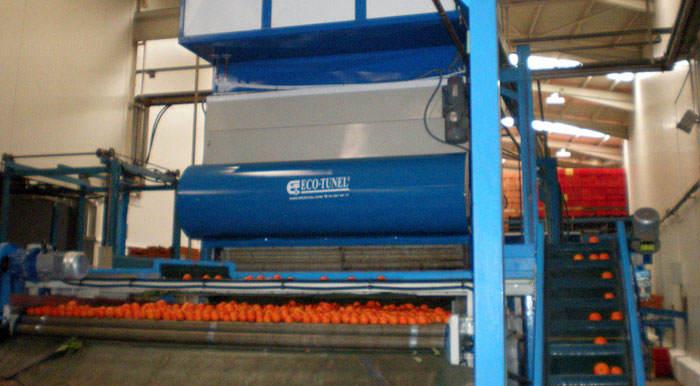 Nuevo sistema de secado de frutas