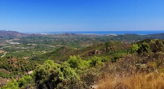 El mediterráneo es un componente activo del clima mundial