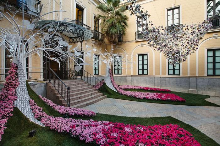 Flora 2017 - Paraiso Delirio y deseo de Tomas de Bruyne