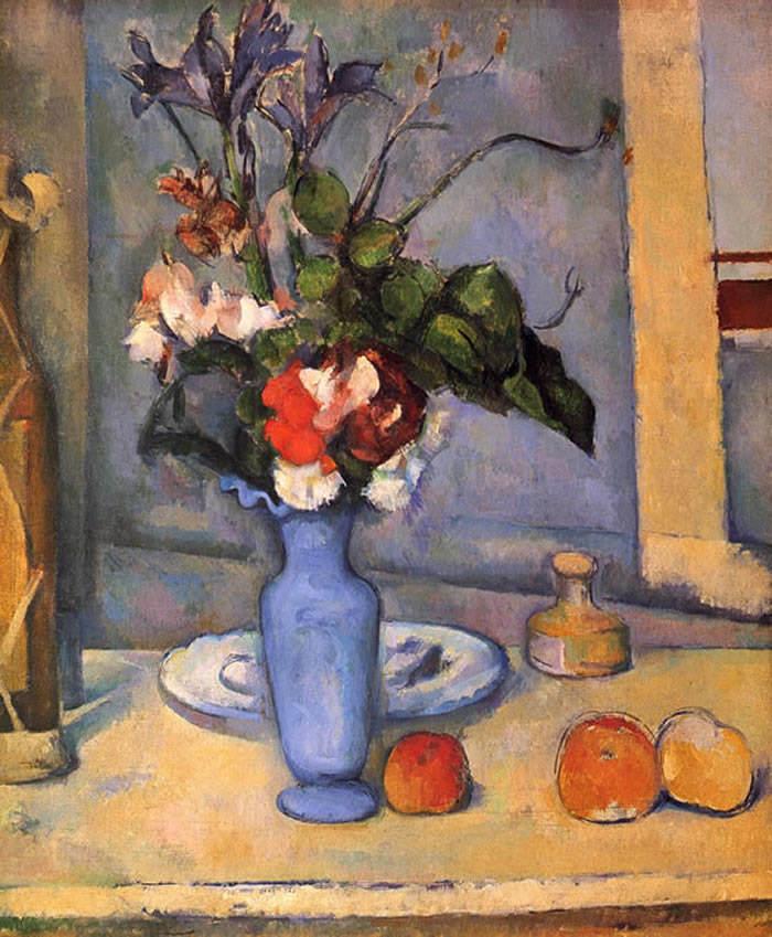 Paul Cézanne - El Jarrón